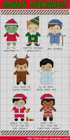 Star Trek Christmas Costumes