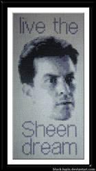 Sheen Dream Cross Stitch