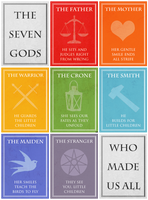ASoIaF - The Seven Gods