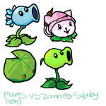 Plants vs Zombies Chaos by mp23494 on DeviantArt