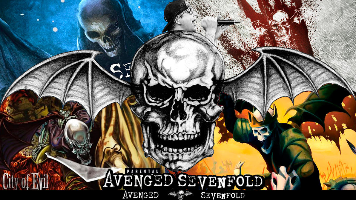 Wallpaper A7X By DemoskOmicron