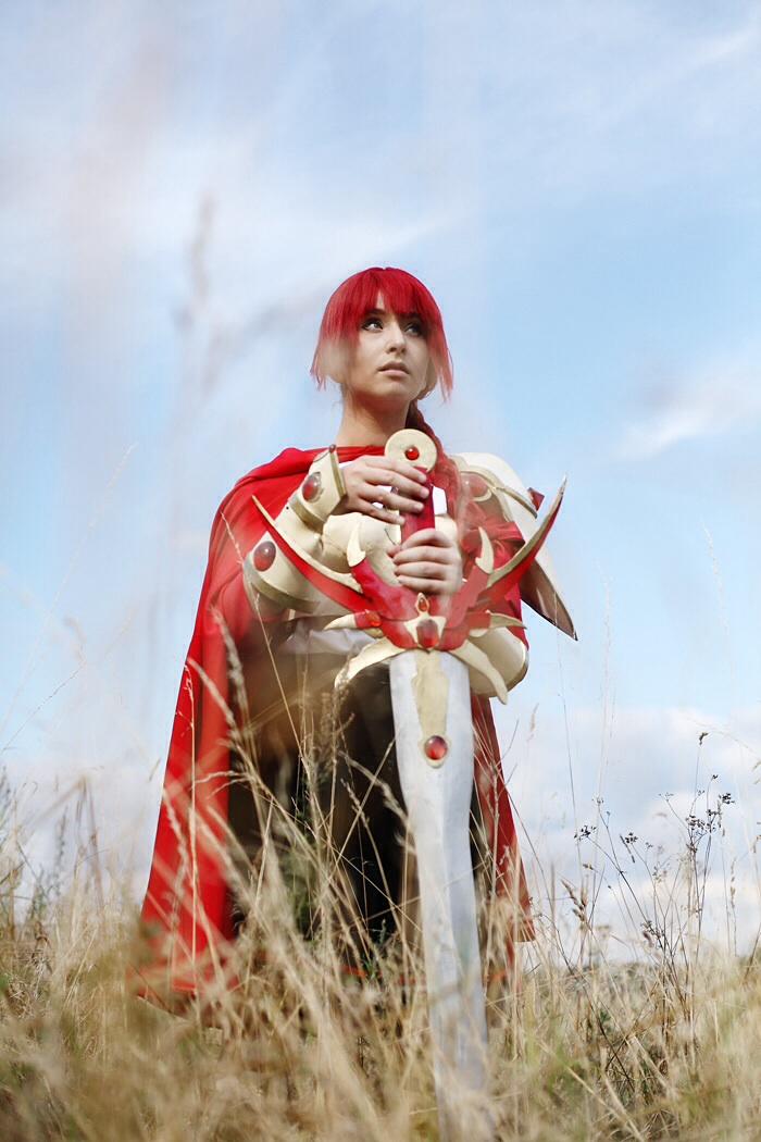 Shidou Hikaru cosplay armor by HayashiRei