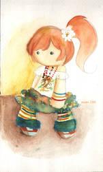 J-Pop Doll by niumi