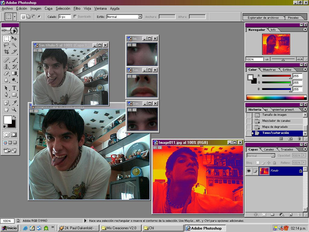 Photoshopeando by CHRIIIZ