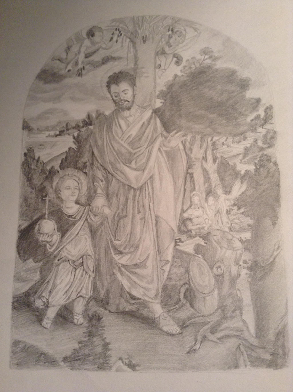 saint joseph chat Will burying a statuette of st joseph help speed the sale of a property.