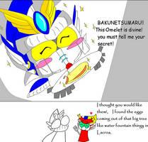 Spirit Omelet by GundamCat