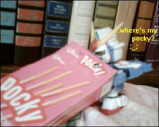 pocky? by GundamCat