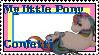 G1 MLP Confetti stamp by GundamCat