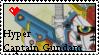 SDGF Hyper Captain Gundam stamp by GundamCat