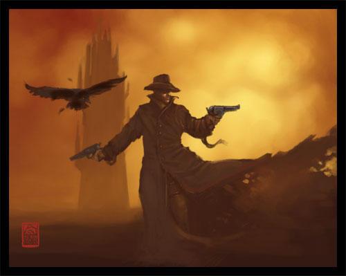 The gunfighter by steeldolphin on deviantart - Gunfighter wallpaper ...