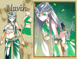 Navin, the Motherly Druid by Alone1sAgain