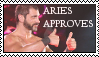 .:Aries Approves Stamp:. by Neurotic-Idealist
