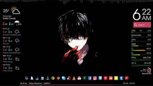 Kaneki Ken Desktop 2