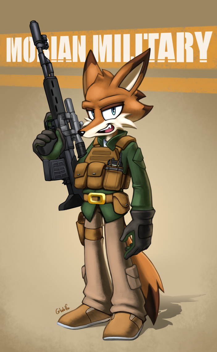 V. Coyote by G-Wolfe