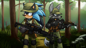 Forest Recon