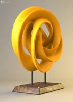 A 'Scherk-Collins' Sculpture by ViraA