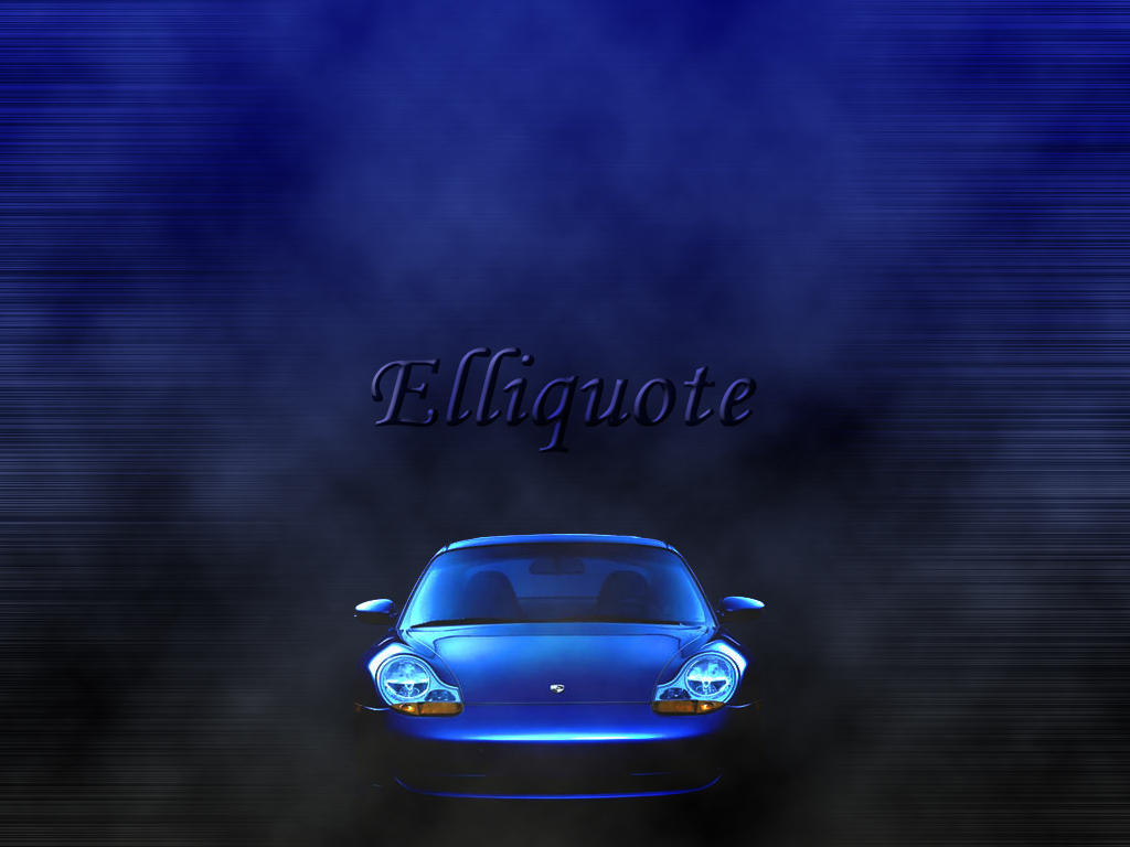 Porche by elliquote