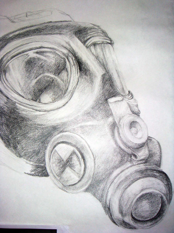 Gas Mask by VermilionXylene on DeviantArt