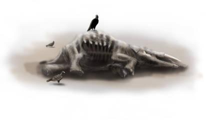 Death Gompho by unlobogris