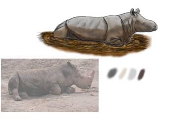 Somosaguas fauna sketches III by unlobogris