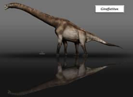 Giraffatitan by unlobogris