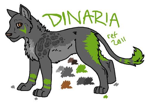 Dinaria ref 2011