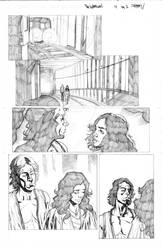 Warriors issue 4 page 1 by ChristianDiBari