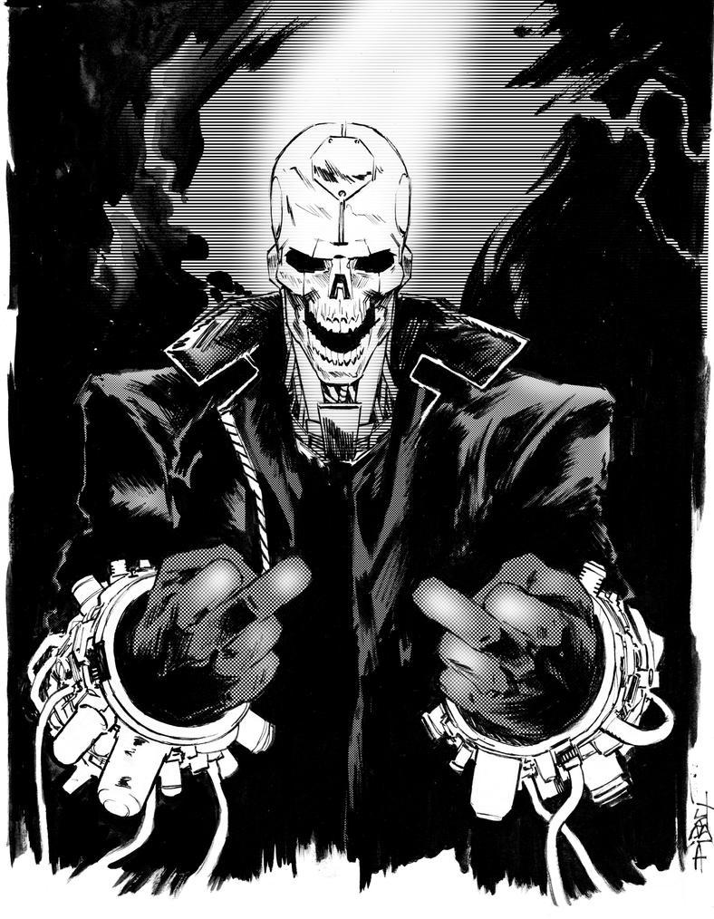 Ghost Rider 2099 by ChristianDiBari