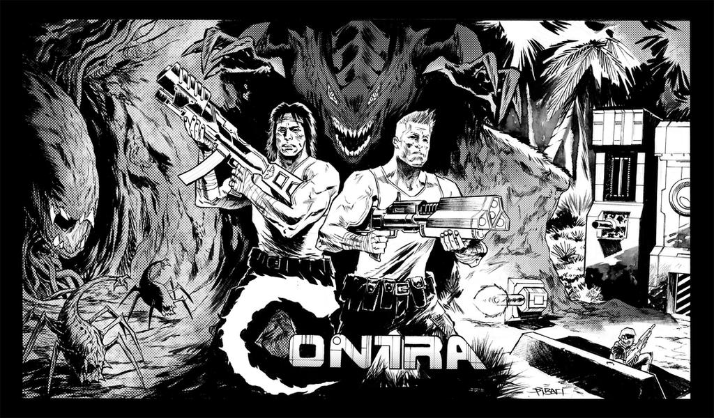 Contra!! by ChristianDiBari
