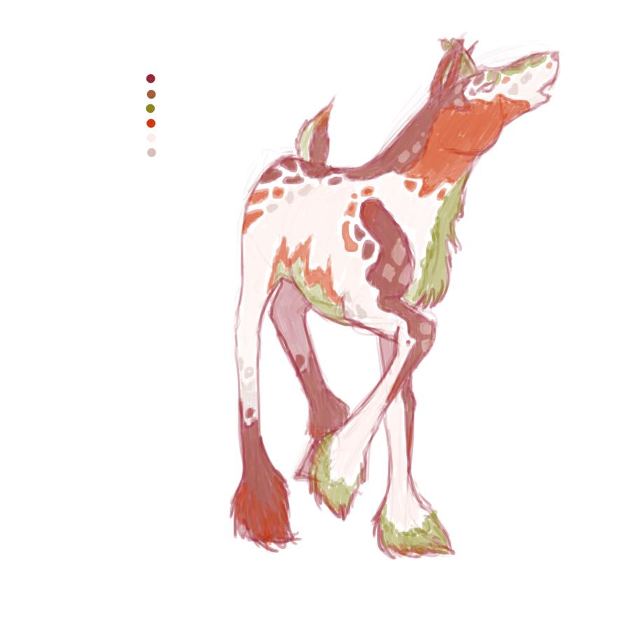 Adoptable - Haerten 2 by lionsilverwolf