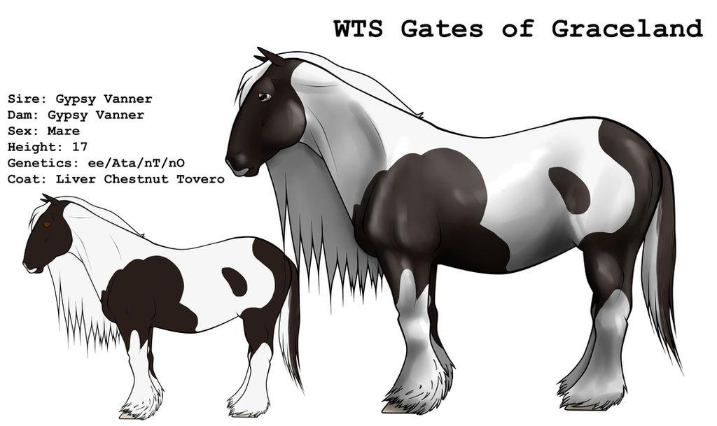 WTS Gates of Graceland by lionsilverwolf