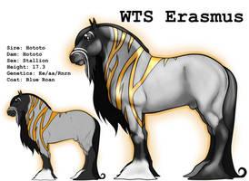WTS Erasmus by lionsilverwolf