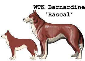 WTK Barnardine by lionsilverwolf