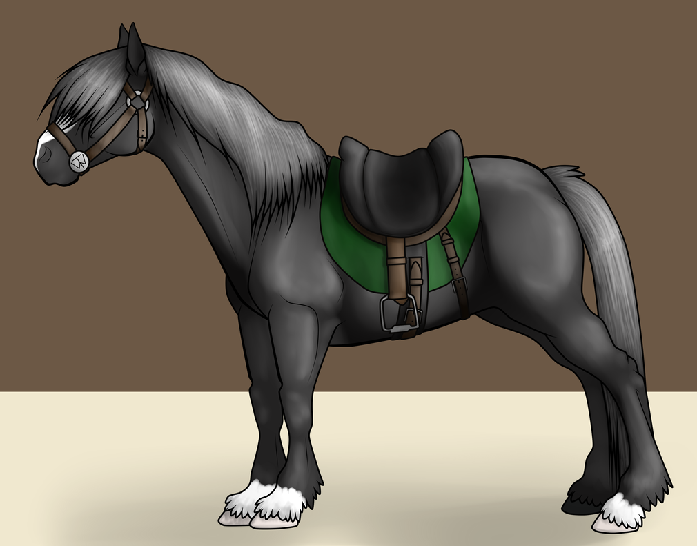 Tillander's Tack by lionsilverwolf
