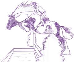 Graceland Sketch Show XCountry by lionsilverwolf
