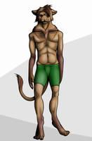 Green Briefs by lionsilverwolf