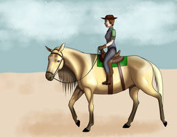 Outlaw Trail Assignment 2 by lionsilverwolf