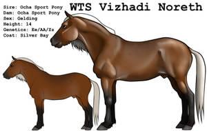 WTS Vizhadi Noreth by lionsilverwolf