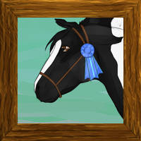 Ramses' 1st Place by lionsilverwolf