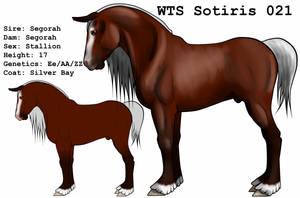 WTS Sotiris 021 by lionsilverwolf