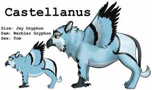 Castellanus by lionsilverwolf