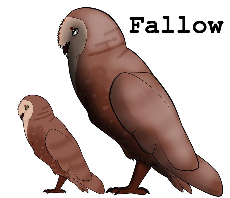 Fallow by lionsilverwolf