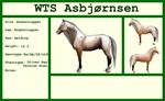 WTS Asbjornsen by lionsilverwolf