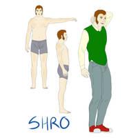 Shro Ref by lionsilverwolf