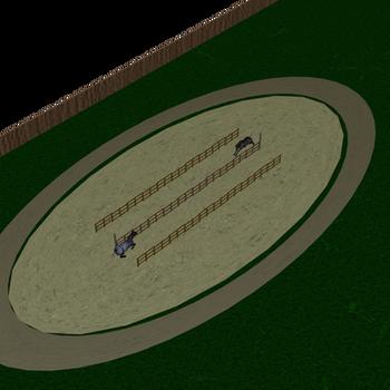 Joust Track by lionsilverwolf