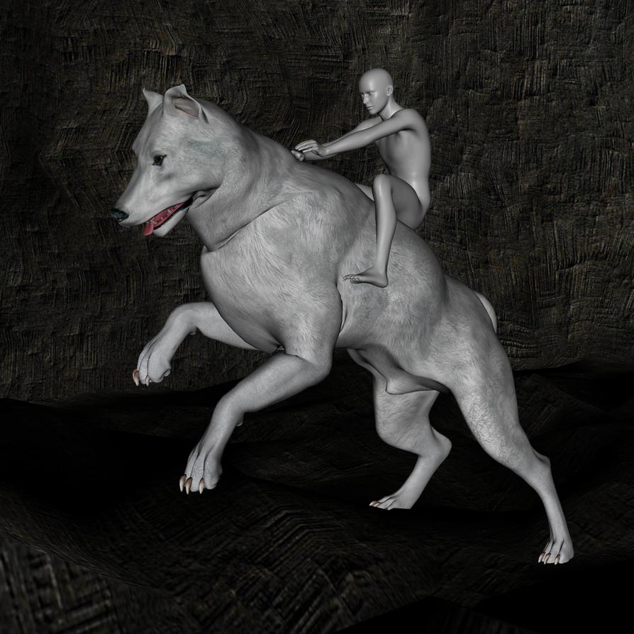 Yth Caving by lionsilverwolf