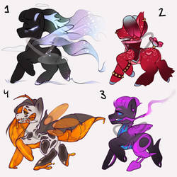 Adopt auction| Pony pack (CLOSE)