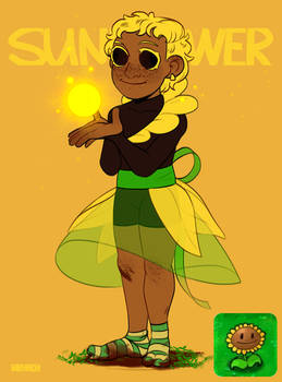 Fanart | Sunflower