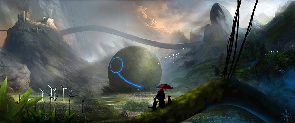 Environment Concept Art By Jaime Sanjuan On DeviantArt