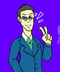 Leorio by CheapPin